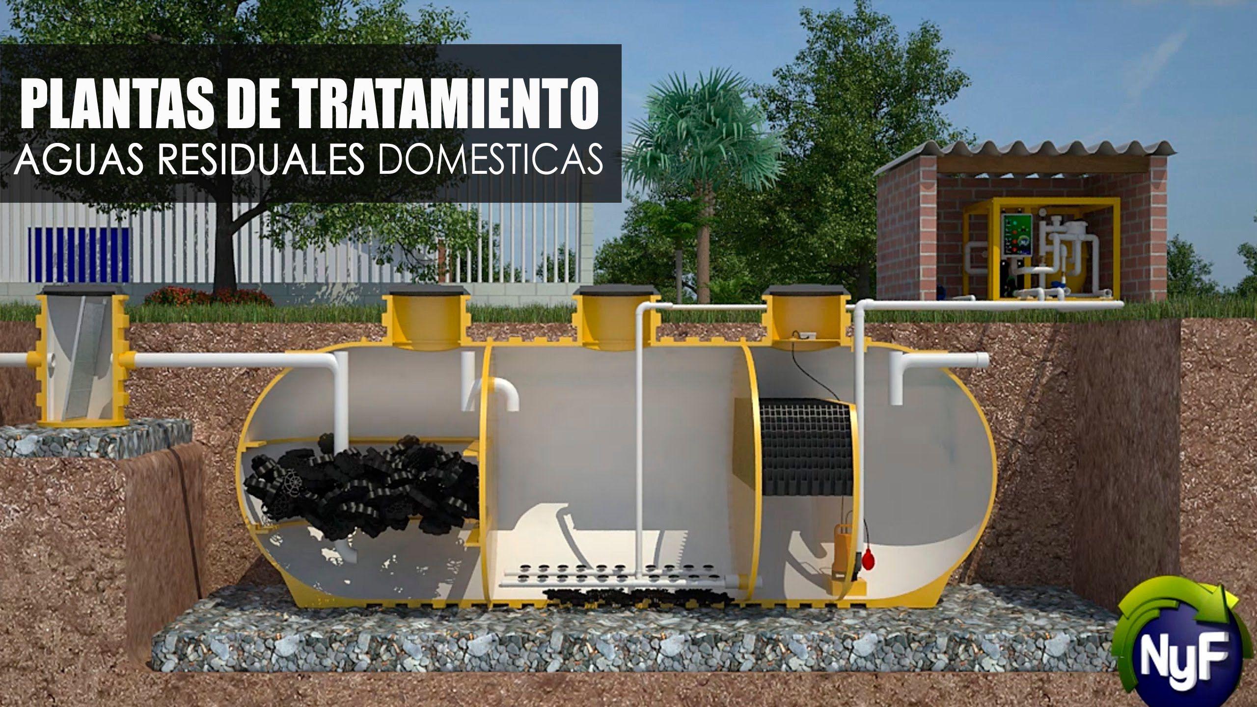 Plantas de tratamiento de aguas residuales plantas de - Tratamiento de agua ...