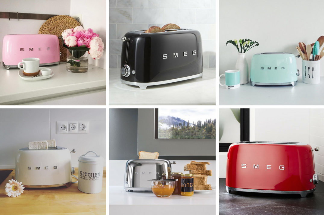 Toast With Colour Which Colour Would You Pick For Your Smeg