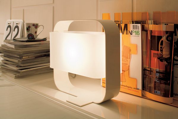 Ursa lamp for Calligaris by Enrico Zanolla, via Behance