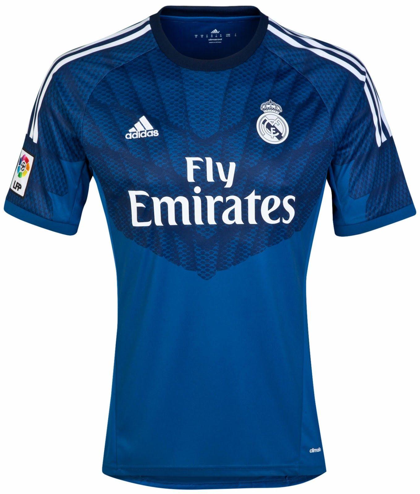 Real Madrid CF Camisas De Futbol ba201ace698d6