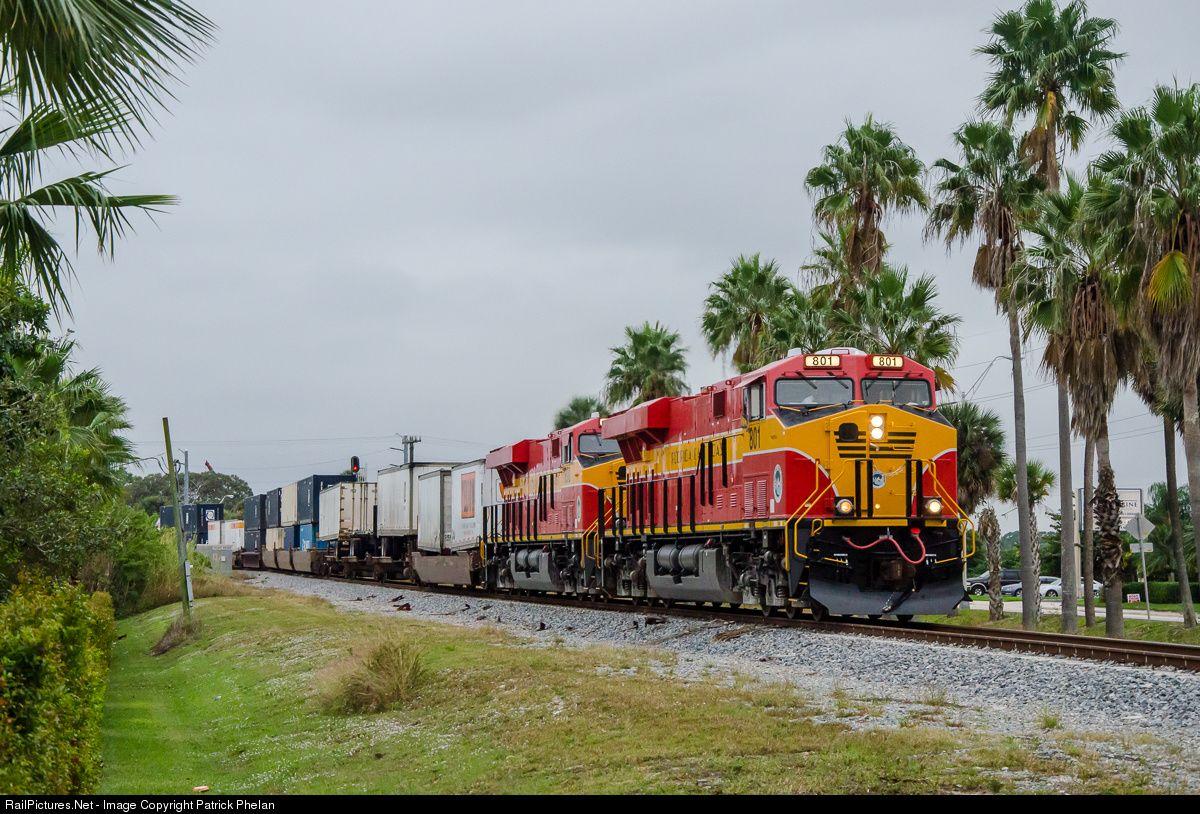 Photo FEC 801 Florida East Coast