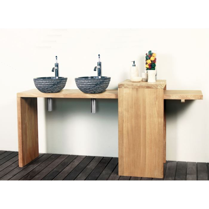 Meuble salle de bain vasque a poser salle de bain comparer les prix sur salle de bain - Meuble salle de bain vasque a poser ...