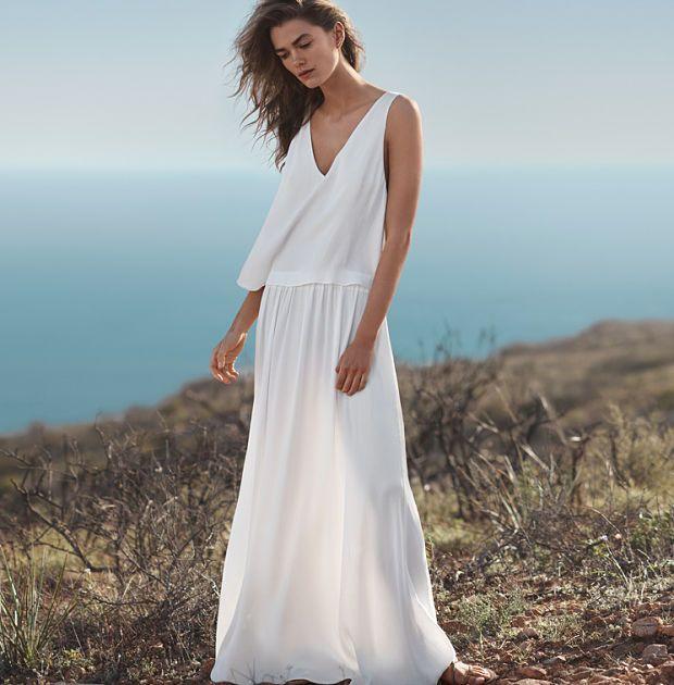 True Romance de #Mango apuesta por las prendas blancas de estilo ...