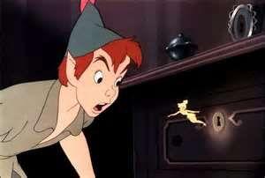 *PETER & TINK ~ Peter Pan, 1953