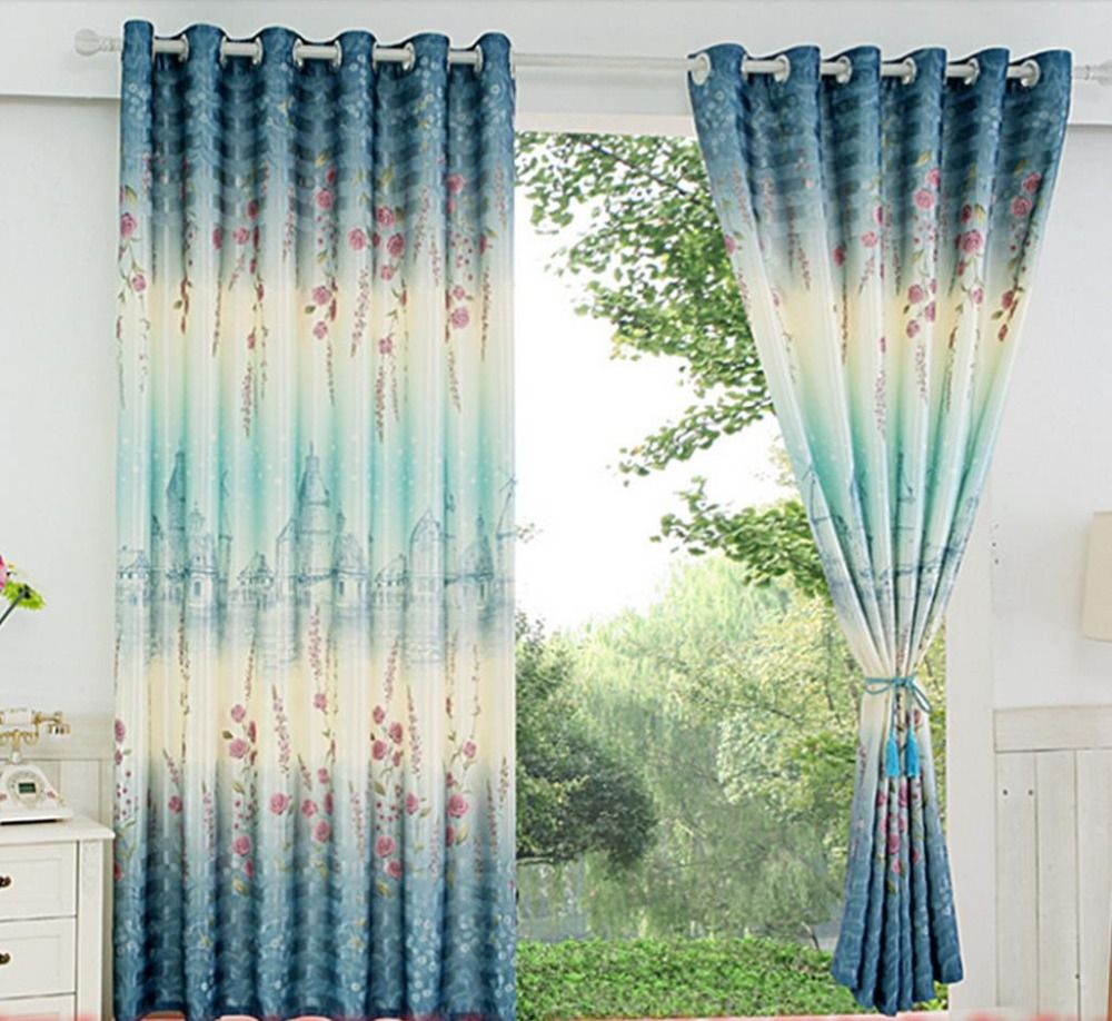 Fall D Cor Curtain Finished Clearance Wave Short Window Half A Bedroom Balcony Shading Cloth Click The Image To Find Out More On
