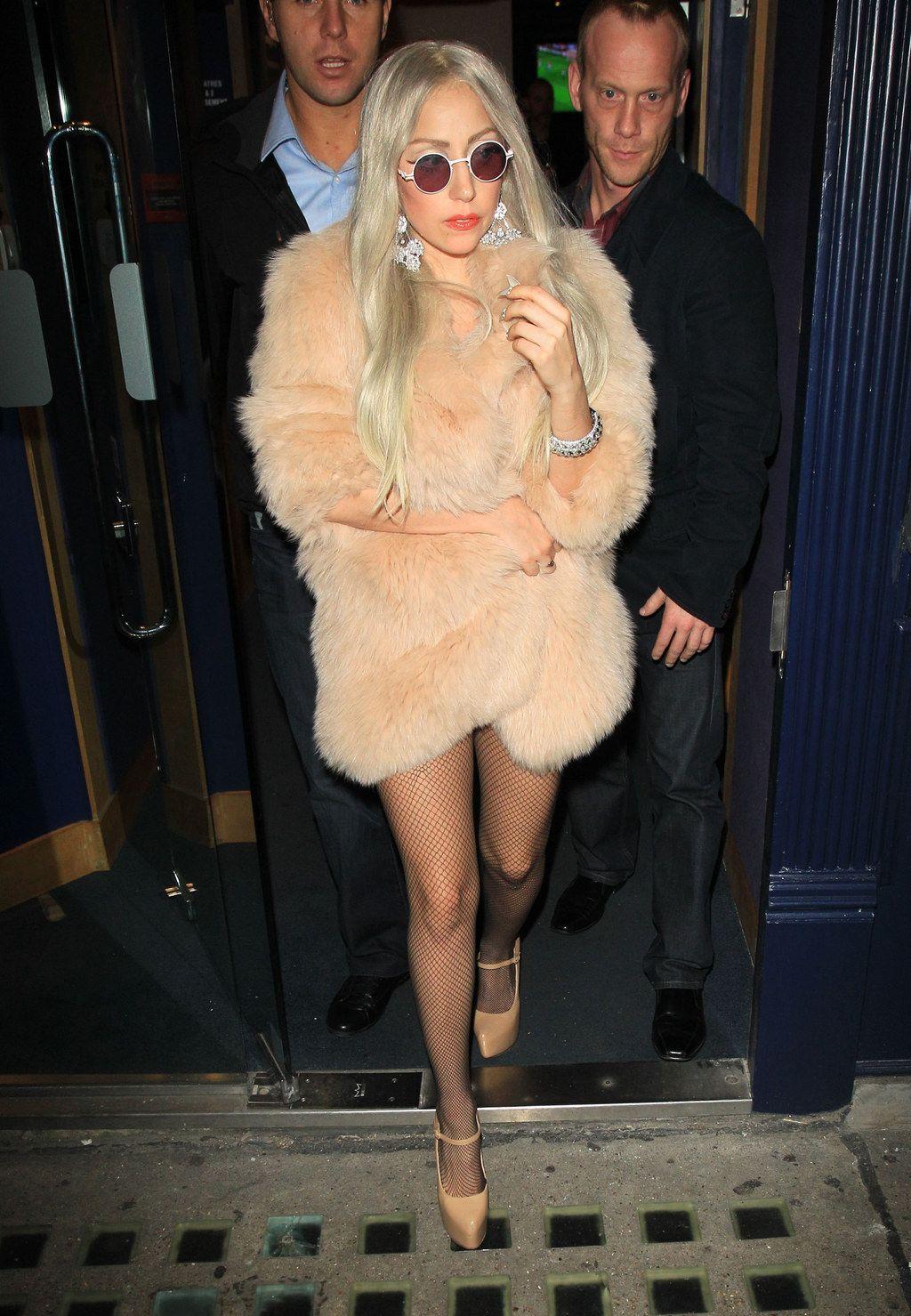 Top 20 Lady Gaga Crazy Fashion Style Photos | Lady gaga