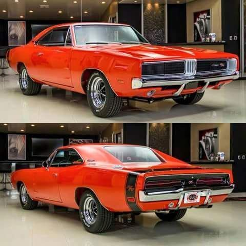 1969 Dodge Charger #DodgeChargerclassiccars