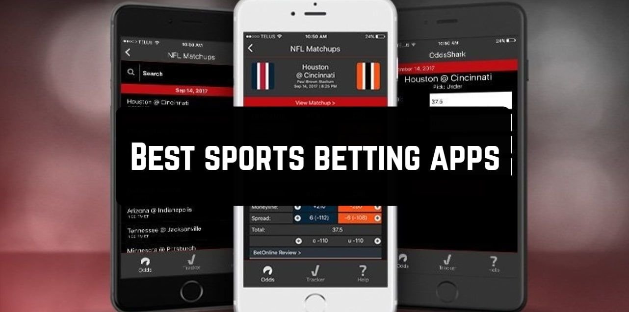 17 Best sports betting apps for Android & iOS 2020 in 2020