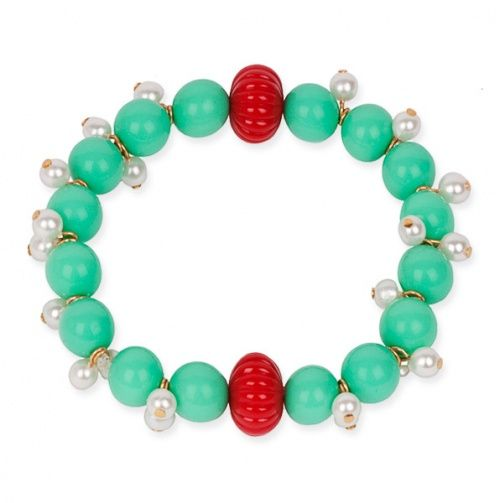 mint + red