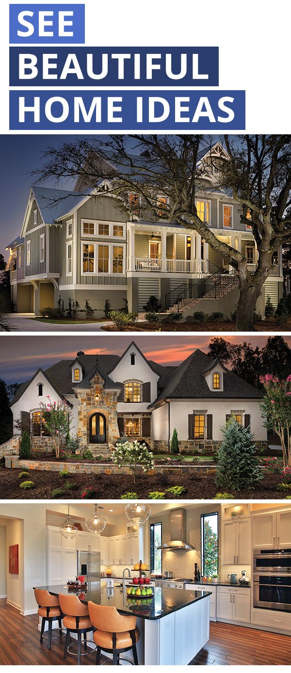 See Beautiful Homes Plans And Get Design Ideas Be Inspired By The Image Galleries And Luxury Cust House And Home Magazine Beautiful Homes Luxury House Plans