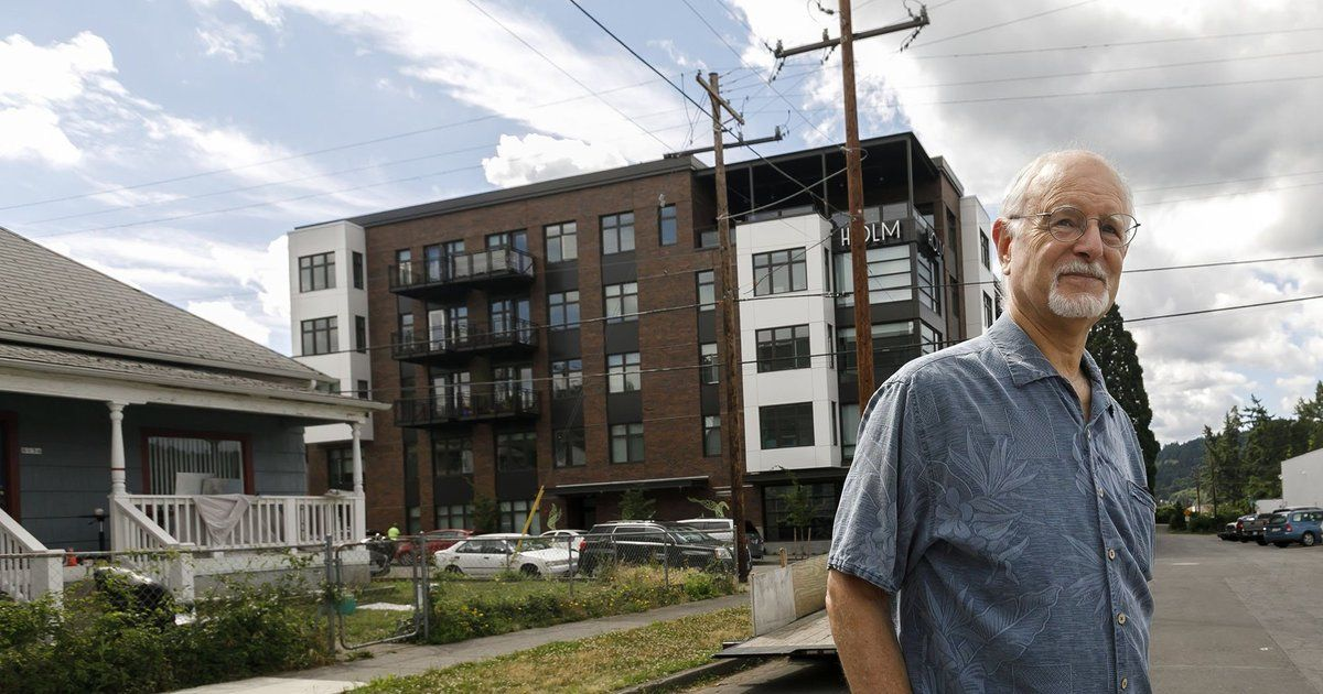 Oregon Vowed Not To Become California And Passed Sweeping Housing Crisis Legislation Real Estate Usa Eastmoreland The Neighbourhood