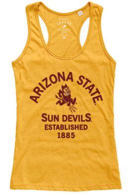 Product: Women's Arizona State Anna Tank