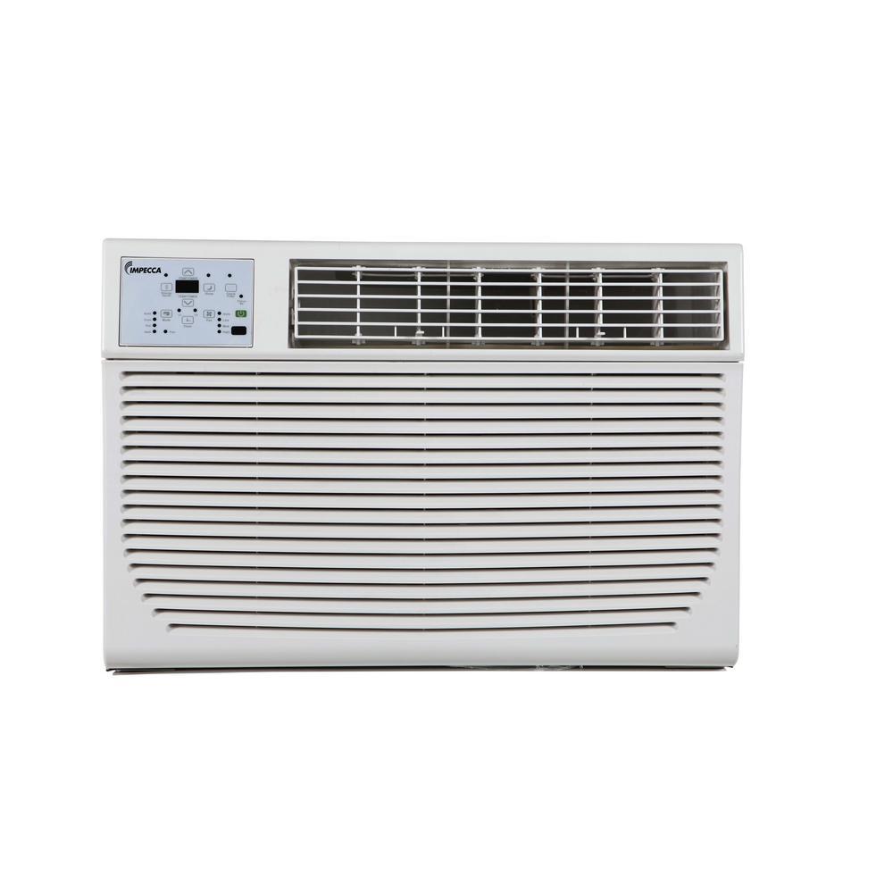 Impecca 10 000 Btu 230 208 Volt Through The Wall Air Conditioner