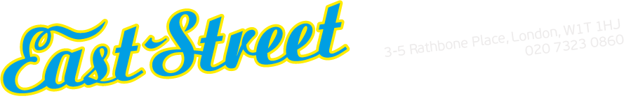 This Restaurant! East Street is a Pan Asian Fusion restaurant with great ambience, service and griddled dumplings.