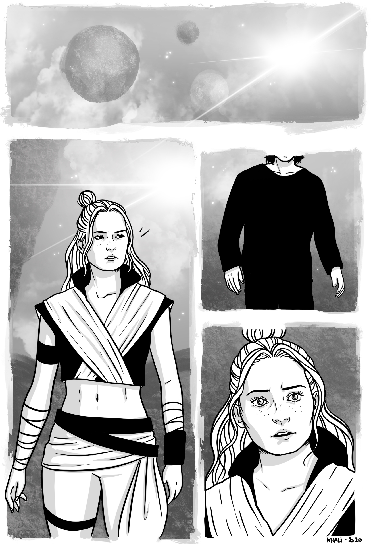 Bens Rey Of Light in 2020   Rey star wars, Star wars