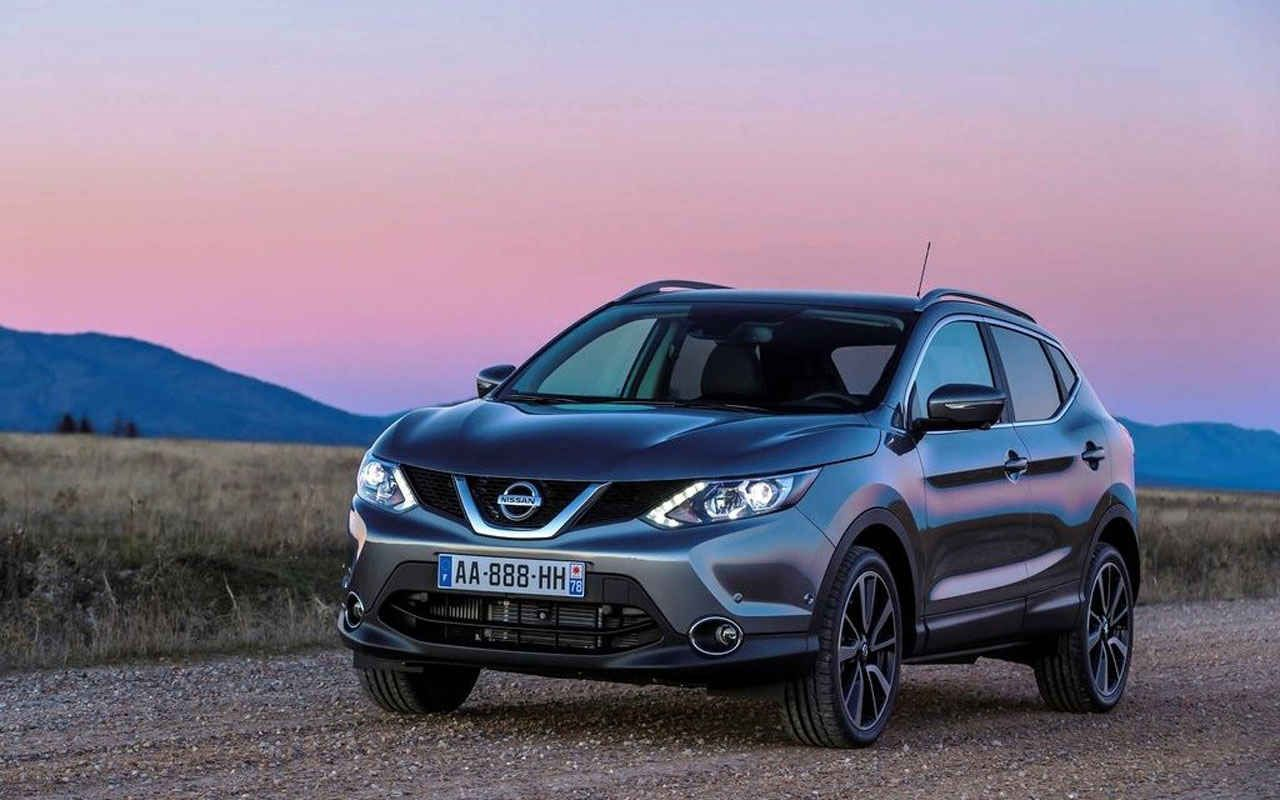 2018 nissan qashqai news price release date