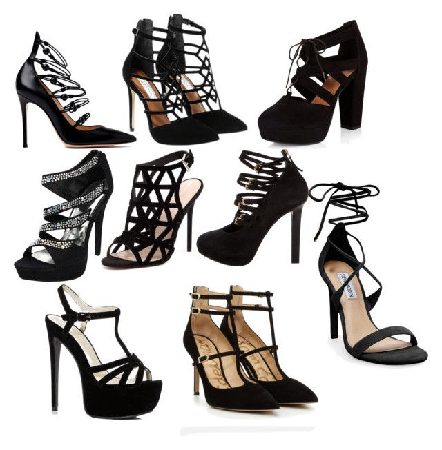 """""""wants#11"""" by thetrends101 on Polyvore featuring Gianvito Rossi, Steve Madden, New Look, RMK, Dsquared2, Boohoo and Sam Edelman"""