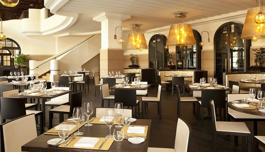 Scarpetta Montage Beverly Hills From The Chicest Restaurants In Los Angeles