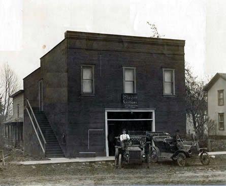 Historic Star Cinema In Stayton Oregon