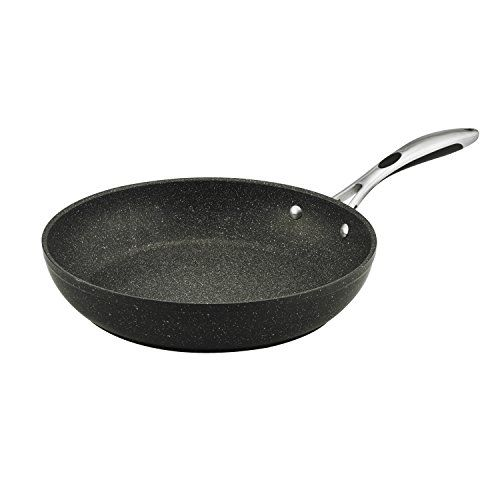 Tramontina Gourmet Aluminum Nonstick Fry Pan 12 Inch Black Stone Black Stone Pan Frying Pan