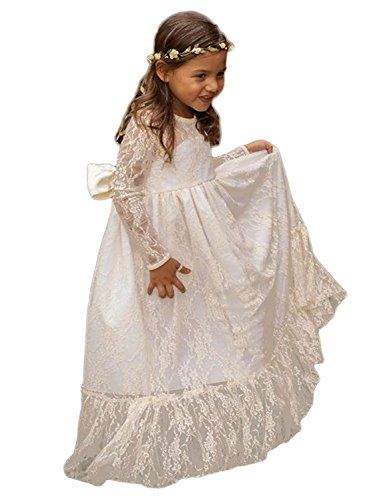 abfd4ef25 Pin by AbaoWedding on Flower Girl Dress