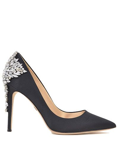 Gorgeous Pointed Toe Evening Shoe