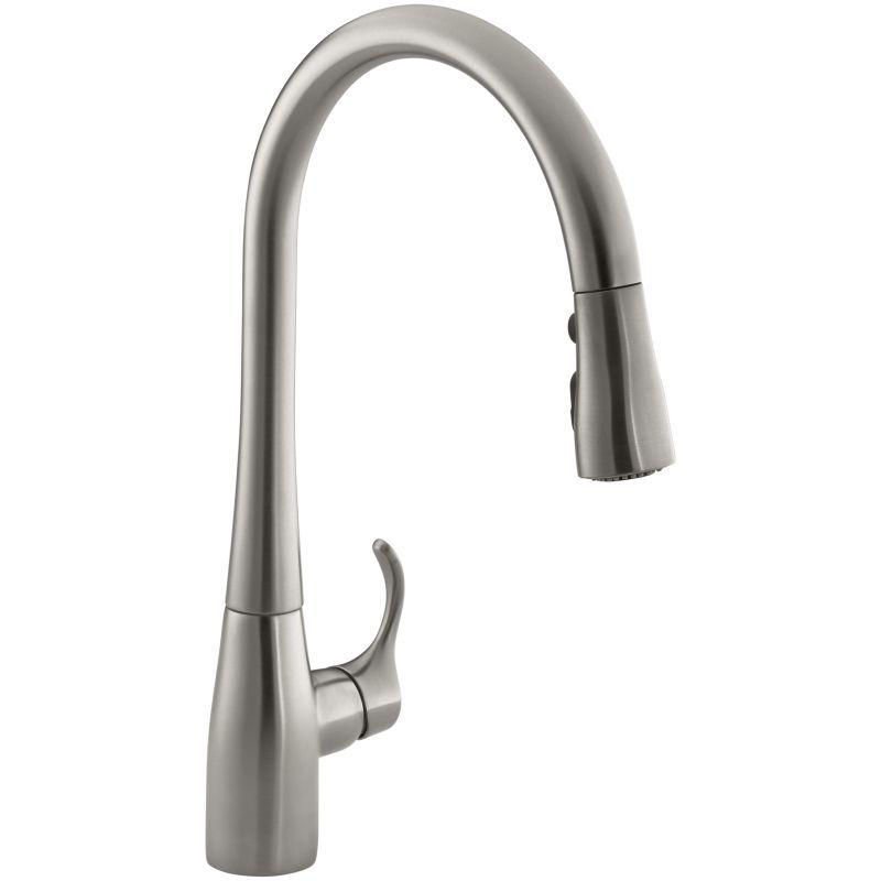 Kohler K 596 Sawtell Faucet Kitchen Sink Faucets Best Kitchen Faucets