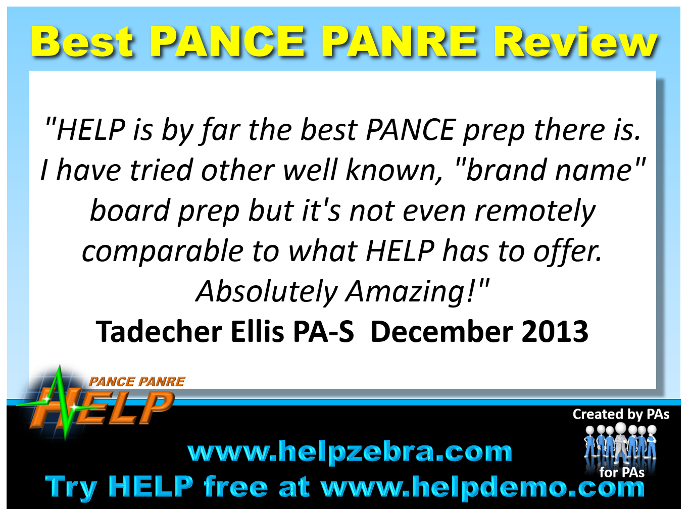 Httphelpzebra help pance panre online pa exam review httphelpzebra help pance panre online pa exam review course the most complete review on the web all nccpa blueprint topics covered in fully malvernweather Images