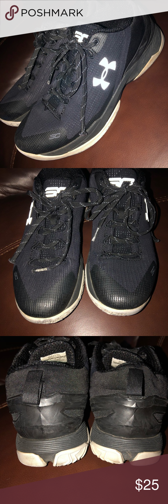Under armour tennis shoes (With images