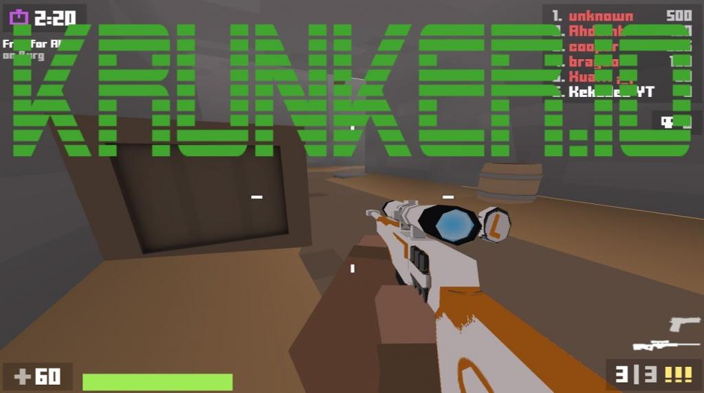 Krunker.io Shooter game, Fun games, Play