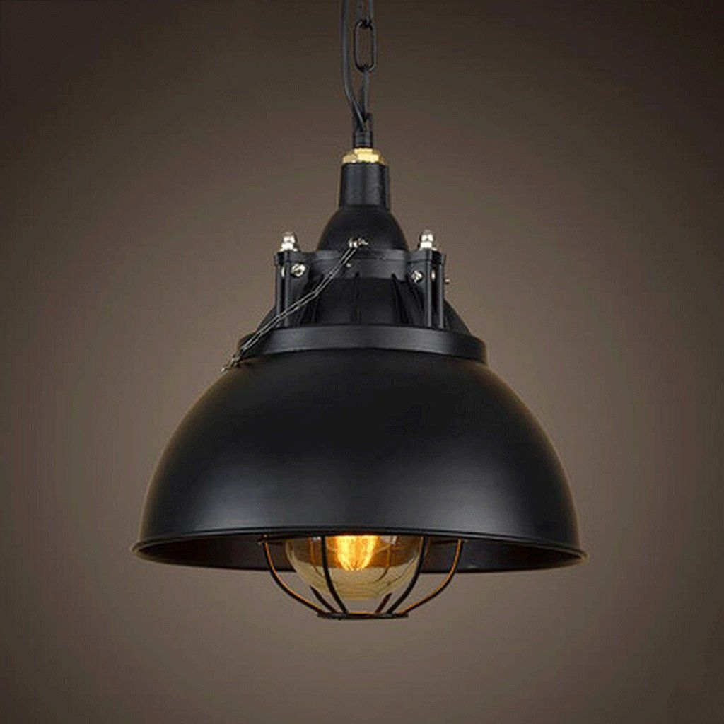 lampadario Loft American Country Vintage lampade in stile industriale Lampadari…  Illuminazione ...