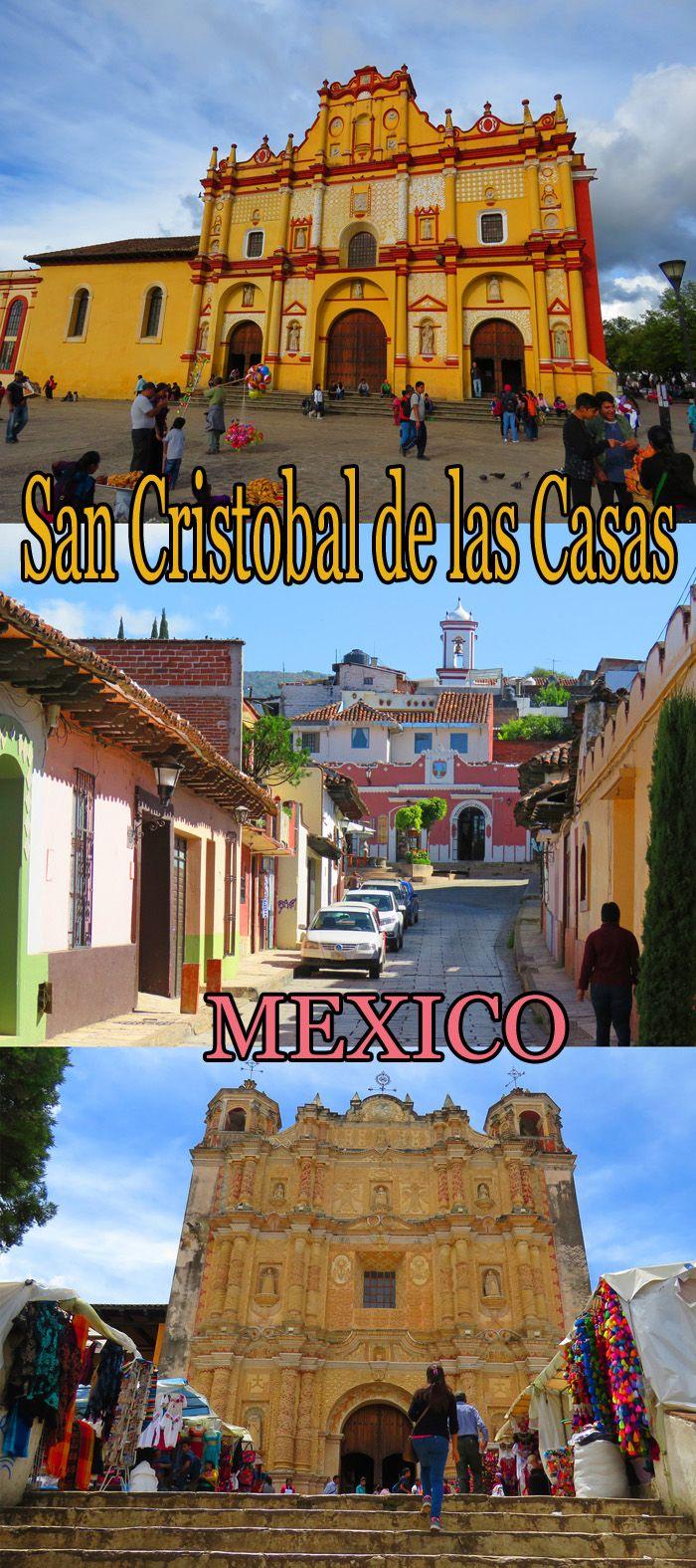 Weather in San Cristobal de las Casas, Chiapas. Mexico