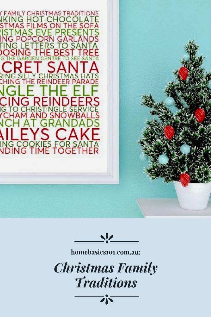 Family Traditions   Celebration Ideas   Pinterest   Family ...