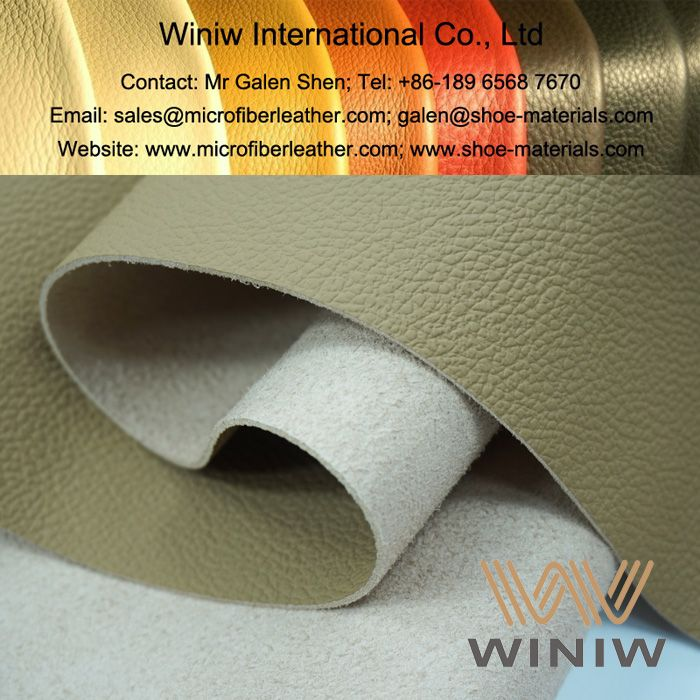 Best Quality Faux Leather Auto Upholstery Fabric Winiw Microfiber Leather Premium Quality Excellent Durability Can Replace Genuine Leather For Automotive P