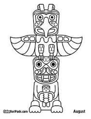 Resultado De Imagem Para Desenhos Maias Carranca Totem Indigena