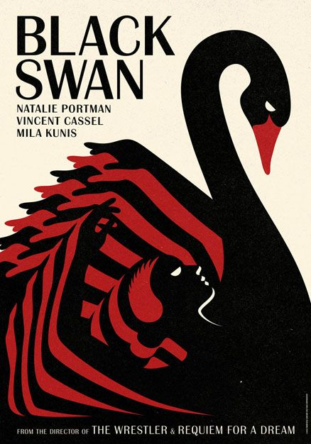 Black Swan and its Poster