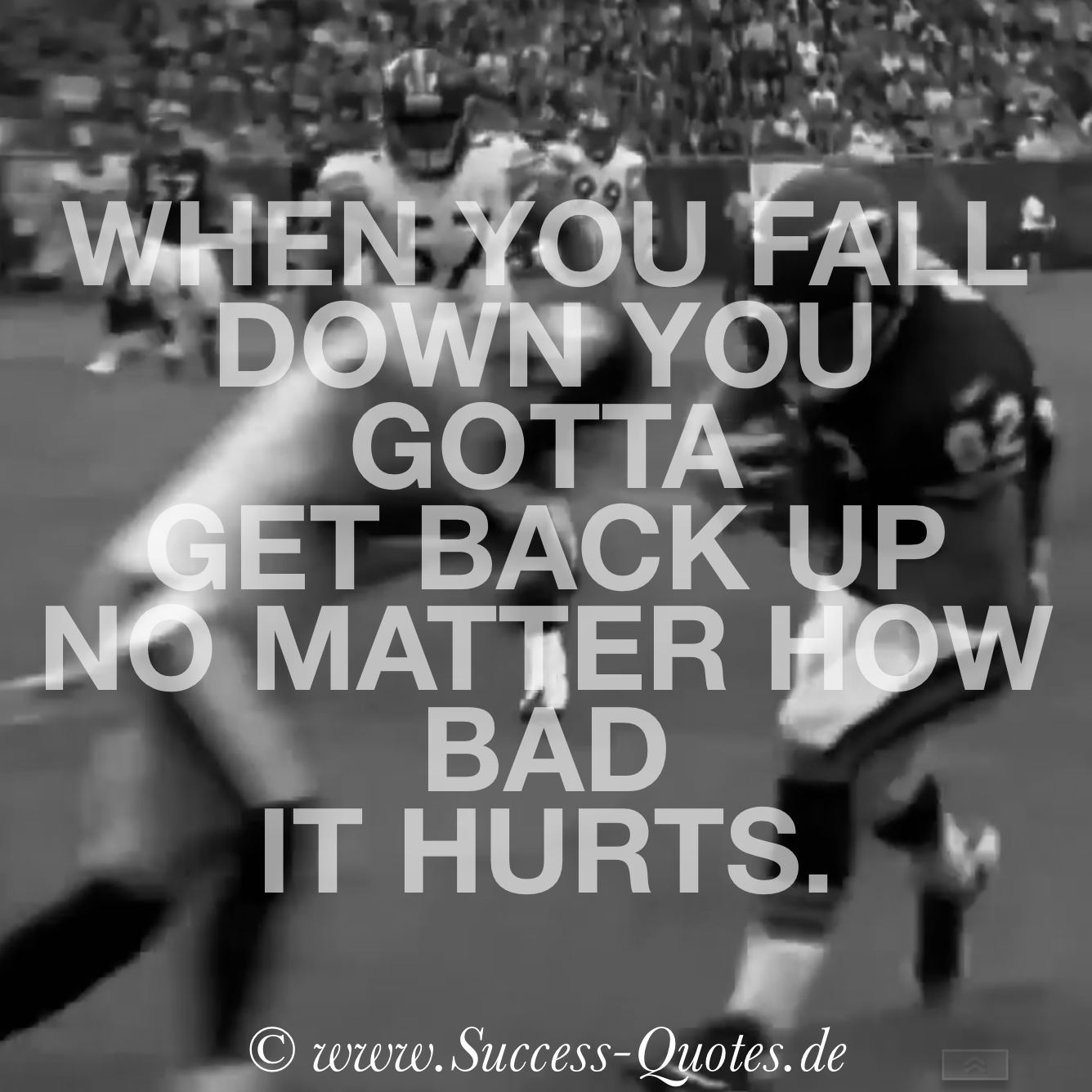 Quotes About Falling And Getting Back Up Falling Down Success