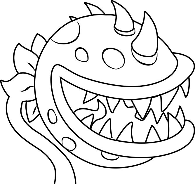 Plants Vs Zombies Printable Coloring Pages Plants Vs Zombies 2 Coloring Pages Learn How To Dr Pirate Coloring Pages Sunflower Coloring Pages Coloring Pages
