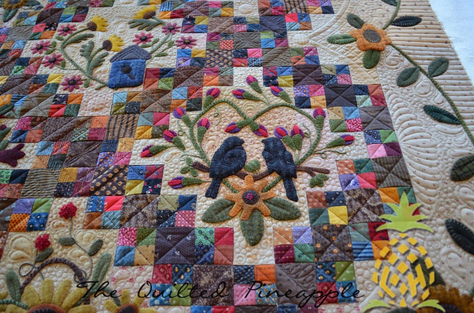 Join Me At The Quilting Beesunflower Gatherings