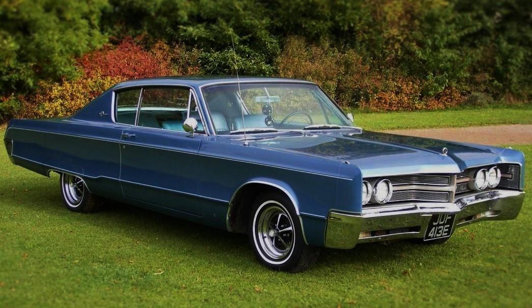 1967 Chrysler 300 2 Door Hardtop With Images Chrysler 300
