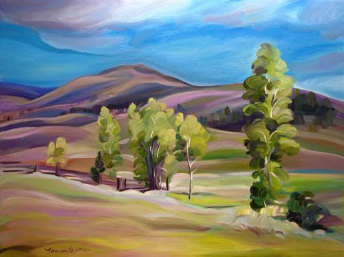 Louise Lamontagne - Artwork