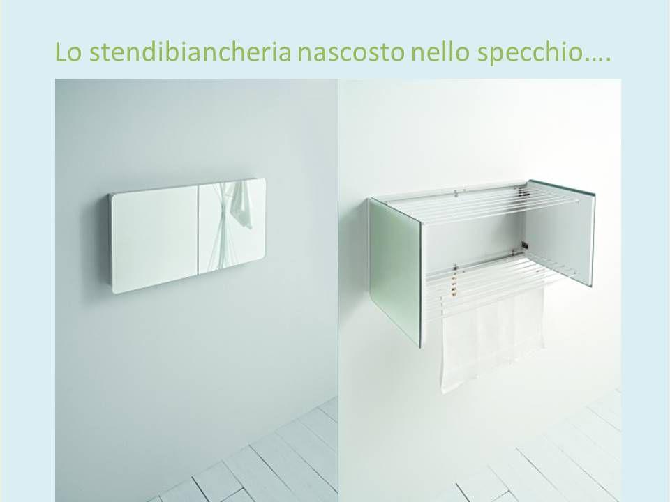 Castellan Mobili ~ Specchio stendibiancheria mobili lavanderia
