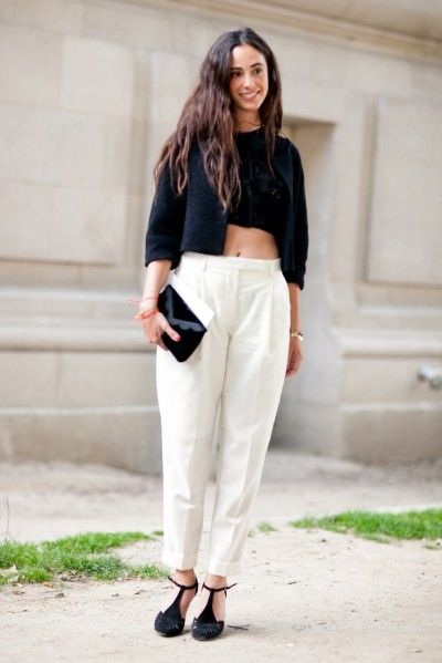 How to wear baggy pants