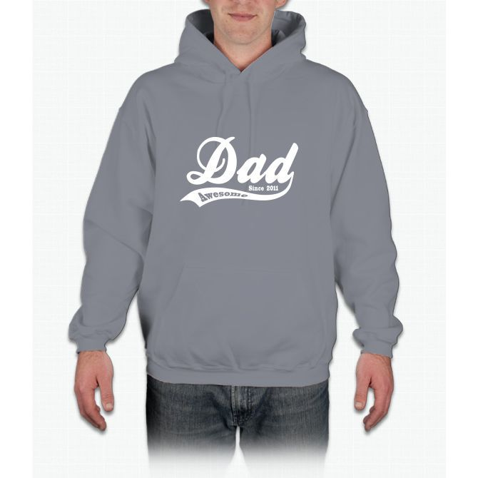Awesome Dad Since 2011 Hoodie
