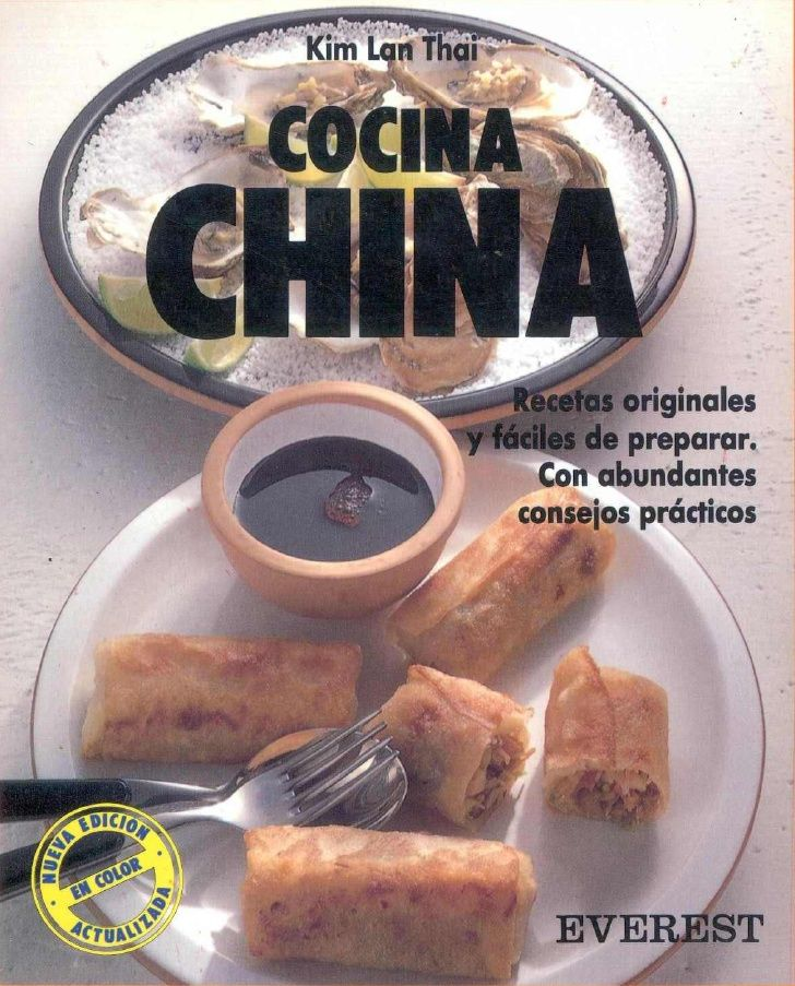 Cocina china everest libro cocina china thai recipes y thermomix - Libro cocina japonesa ...