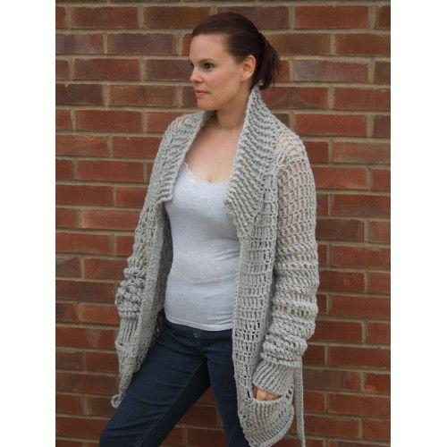 PDF PATTERN) Baggy Cardi ~ **Free Crochet Pattern** | crochet ...