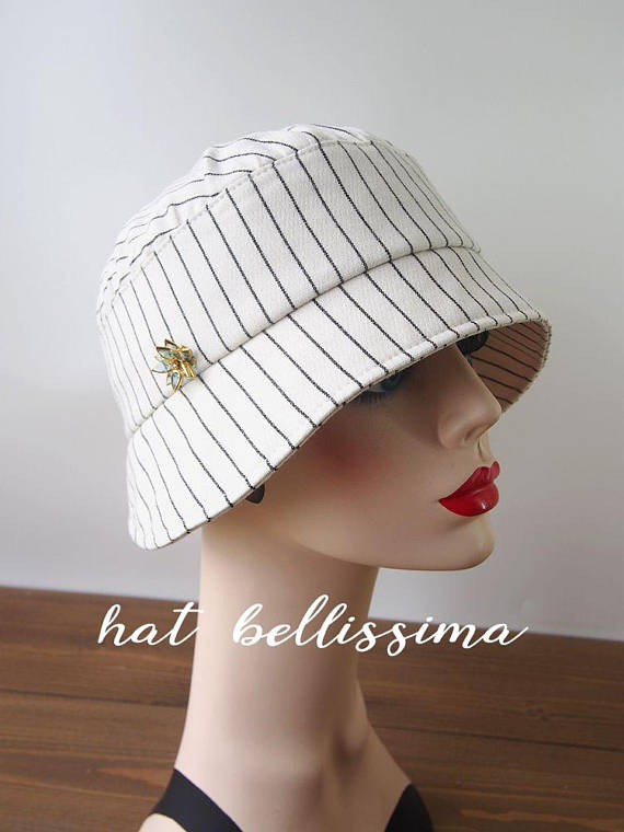 SALE 1920 s Hat Vintage Style hat Spring autumn hat hatbellissima ladies  hats millinery hats cloch 5483329b3a6
