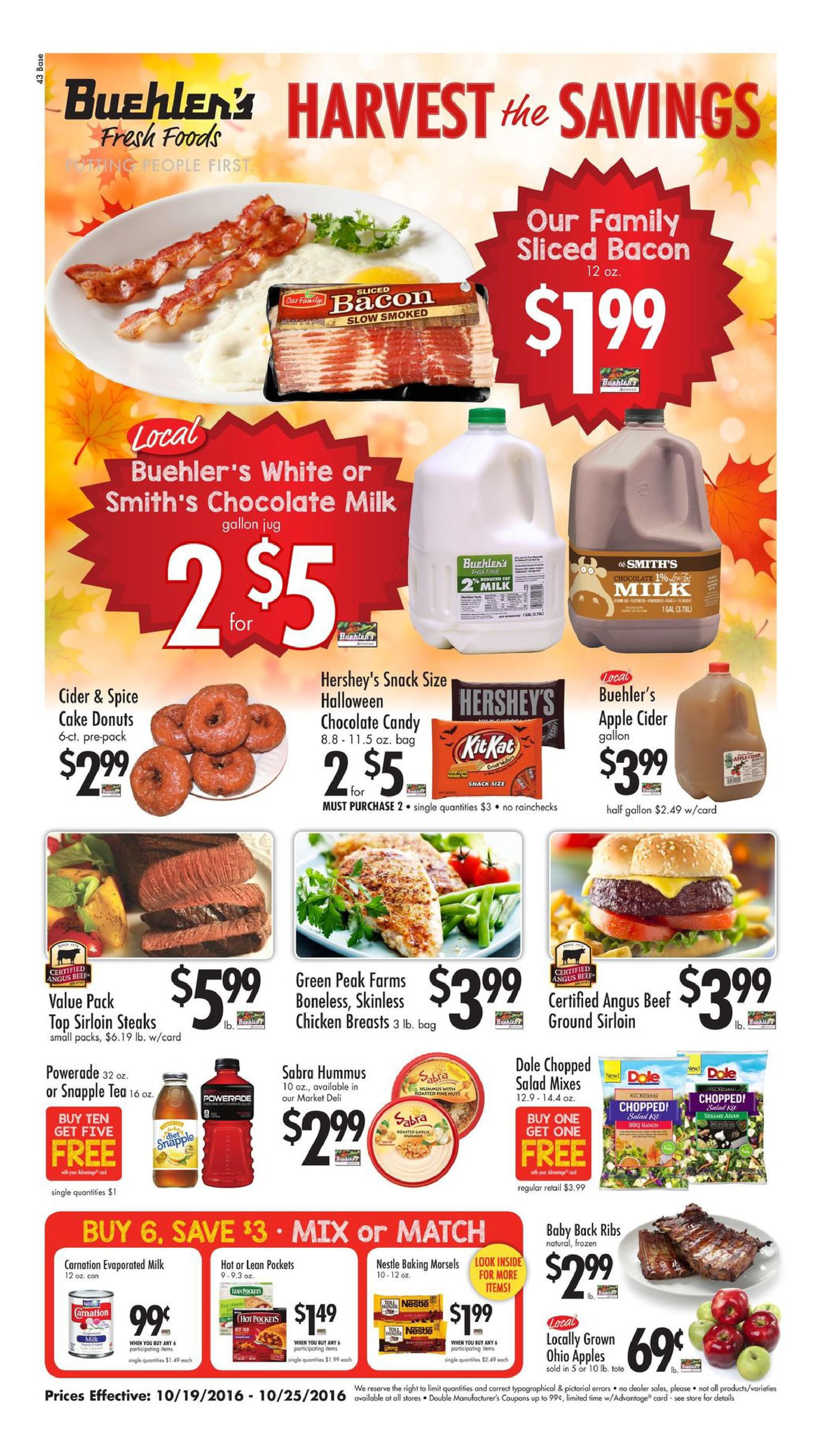 Buehlers weekly ad