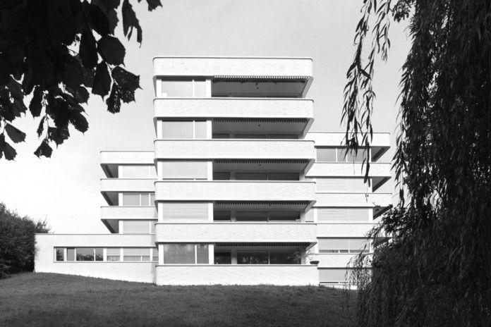 Immeuble de logements À nyon charles picket architecte
