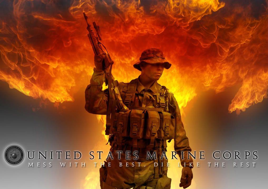 Marines Wallpaper